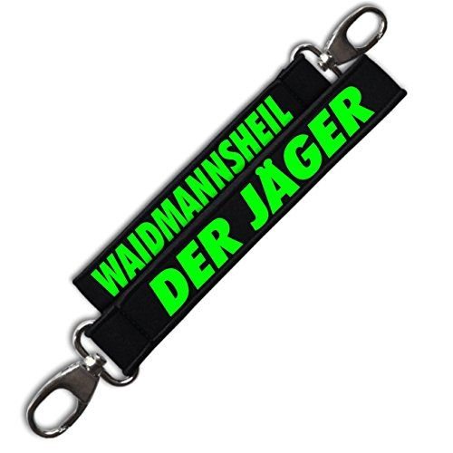 Neopren Anhänger Jäger #Neopren #Anhänger #Jäger
