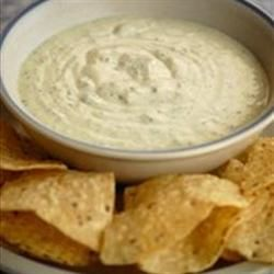Great dip for tortilla chips. Comparable to Chuy's Mexican Restaurant in Houston.