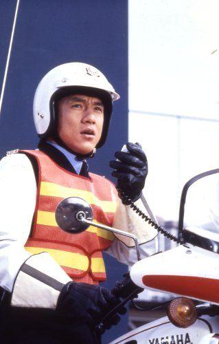 Jackie Chan as Chan Ka Kui in Police Story (1985)/Police Story 2 (1988)/Supercop (1992)/Police Story 4: First Strike (1996)