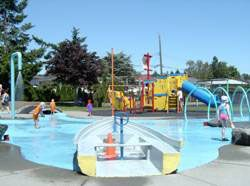 Rotary Water Park is located right next door to Carnarvon Centre.  Come enjoy the water and playground!  Hours    Nowthrough September:(7 days/week) 10am to5pm  Weather Permi