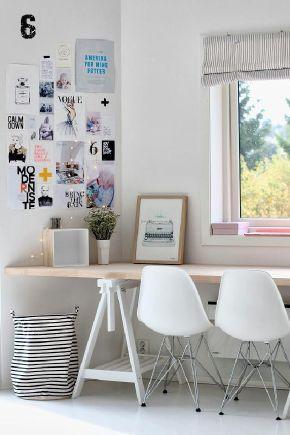 Estudios y oficinas con mucho encanto | Decorar tu casa es facilisimo.com