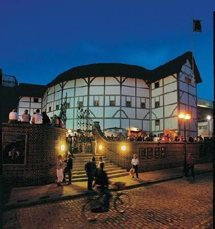 Shakespeare's Globe Theatre | London, England