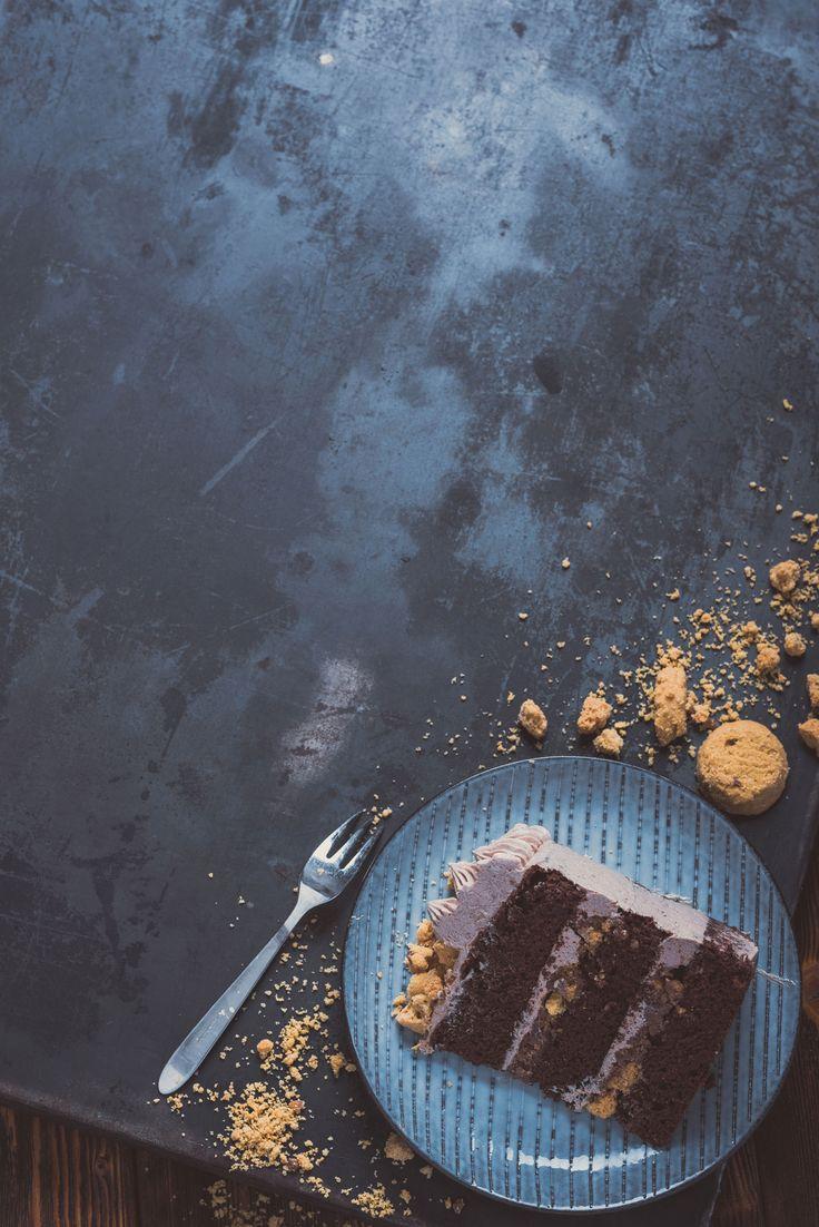 """Mann backt bei Hussel – mit einem verrückten """"Apfel Zimt Cookie Crumble Cake"""""""
