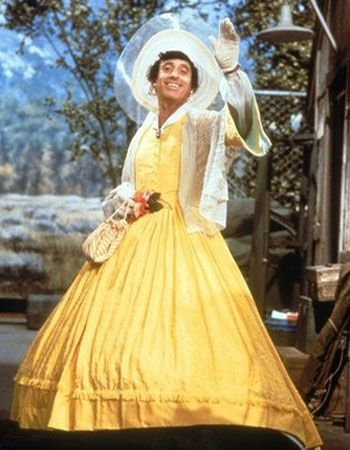 Corporal Maxwell Q. Klinger (Jamie Farr)Any man with a nose this big and enough class to pull that dress off, deserves to be my hero!