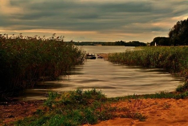 Zdjęcia: Dorotowo, warmińsko- mazurskie, Jezioro Wulpińskie, POLSKA