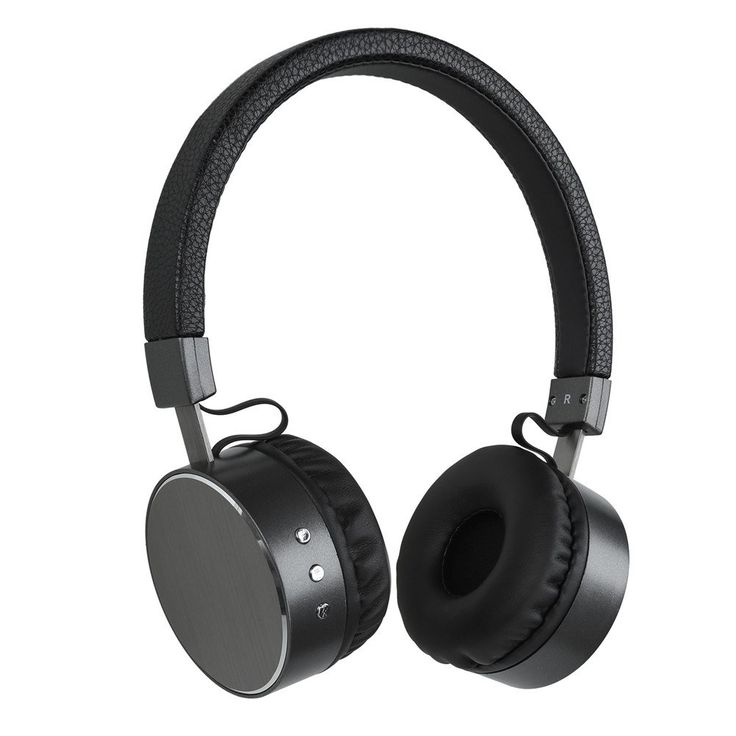 Wireless Stereo Bluetooth Headphones with MIC,Jeselry V4.2 Heavy Bass Wireless Headsets on ear,Matel Wireless headphones and Wred Mode for iPhone / iPad / Samsung /HUAWEI - Black. ▶HD High Fidelity Sound : Featuring latest Bluetooth 4.2 technology that produce incredible sound quality with deep bass and crystal clear treble,The wireless headsets gives you the ultimate music experience. ▶Never Power OFF : Both wireless & wired.1. The wireless mode: A built-in 350mAh battery provides up to…