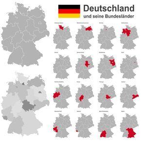 Österreichische Bundesländer mit Hauptstädten Wie heißen