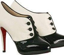 Louboutin spectator shoes
