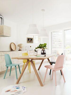 Nerd Chair - Wood by Muuto