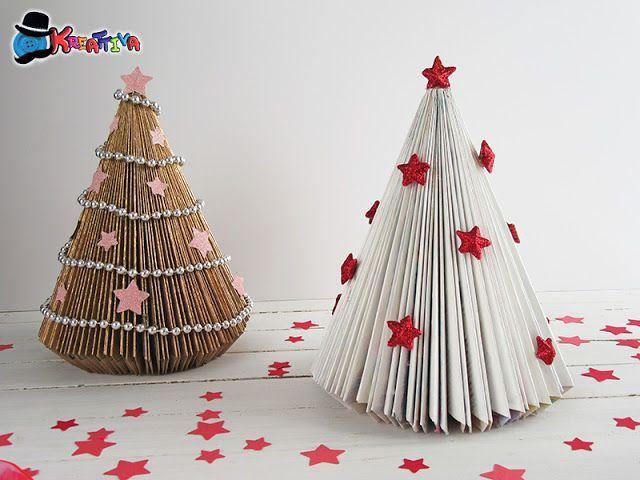Regali Di Natale Oggetti Per Casa.Come Realizzare Alberi Di Natale Con Fumetti Kreattiva Idee Natale Fai Da Te Bambini Natale Fai Da Te Bambini Idee Natale Fai Da Te