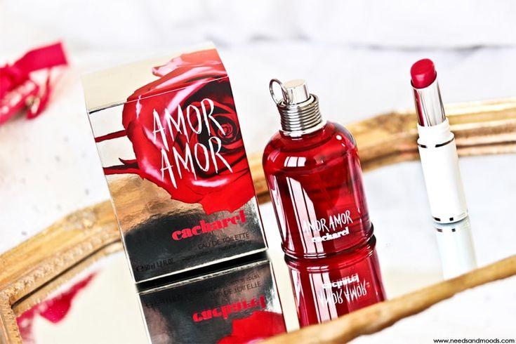 Amor Amor Cacharel.    Sur mon blog beauté, Needs and Moods, découvrez mon avis sur le parfum Amor Amor de Cacharel:  https://www.needsandmoods.com/amor-amor-cacharel-avis/    #Cacharel #AmorAmor #AmorAmorCacharel #parfum #parfums #perfume #fragrance #scent  #beauty #beauté #BlogBeaute #BlogBeauté #BlogoCrew #FrenchBlogger #BBlog #BBlogger #BeautyBlog #BeautyBlogger  @attcomm