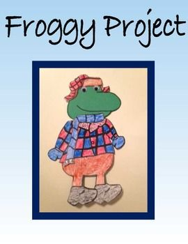 Best 25 froggy gets dressed ideas on pinterest best act for Froggy gets dressed template