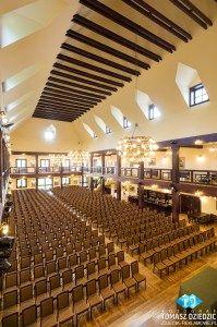 duże sale konferencyjne Kraków