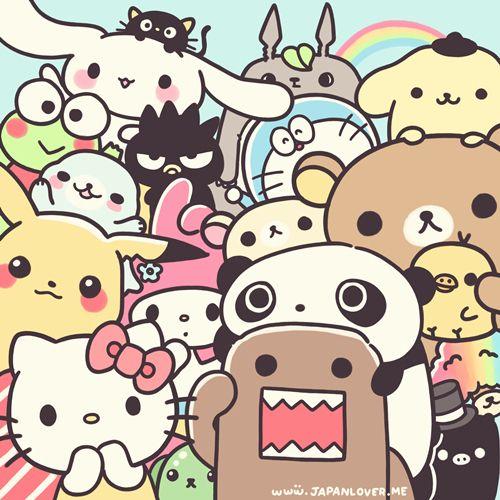 Todos Kawaii Hello KittyKawaii StuffAnime AnimalsCute