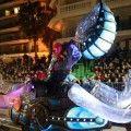 Spectacle de rue de la pieuvre géante | Spectacles uniques | Spectacles | Animations déambulatoires | autres | Artistes | Agence événementie...