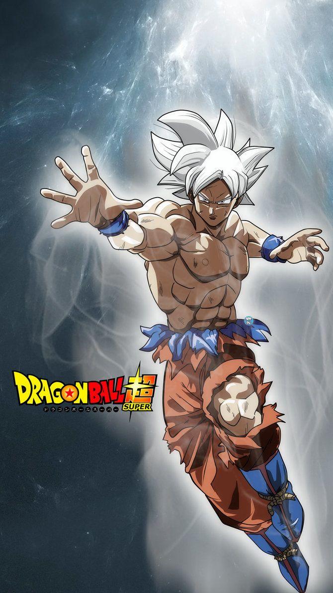 Goku Mastered Ultra Instinct By Adeba3388 Deviantart Com On Deviantart Anime Dragon Ball Dragon Ball Super Goku Dragon Ball Goku