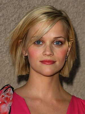 thinking I may cut my hair this way..    Celebrity Bob Hairstyles - Pictures of Bob Haircuts - Good Housekeeping
