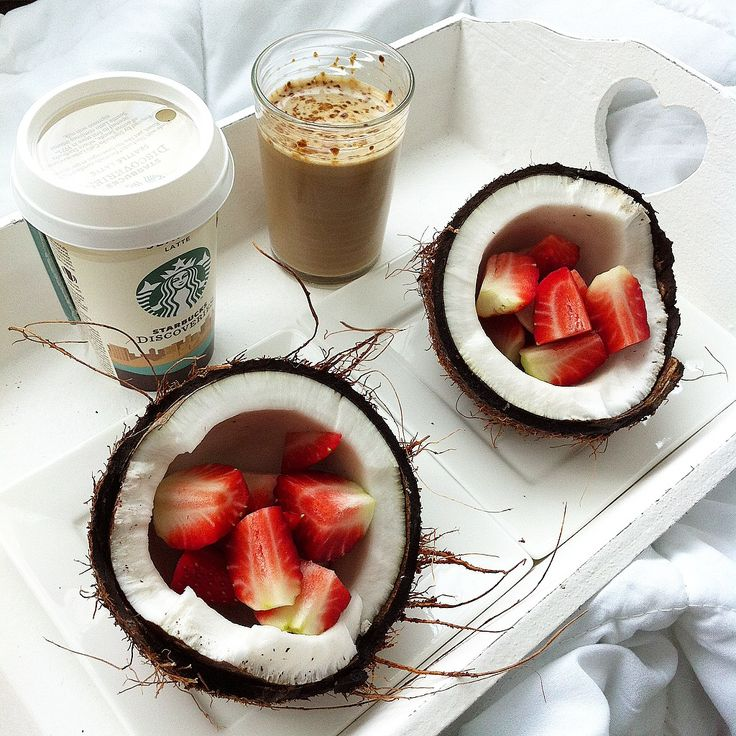 #coconut #starbucks #coffee