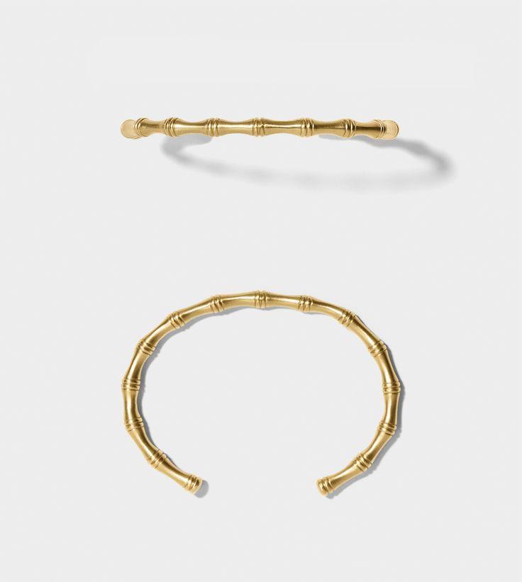 LINE&JO - Miss Gold Bedelia Bracelet