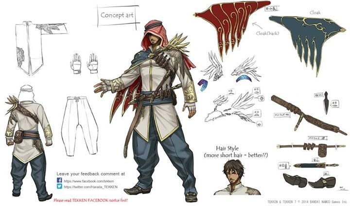 Tekken 7 could feature an Arab fighter - Speaking of fighters, Tekken producer Katsuhiro Harada is asking fans for as much feedback as possible. He wants to feature an Arab fighter in Tekken 7, but says he won't do so if the character isn't received well by Middle Eastern Tekken fans. http://g3ar.co.za/2014/08/12/tekken-7-feature-arab-fighter/ via G3AR #Tekken #Tekken7