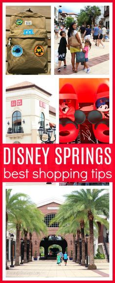 Best Tips for Back-to-School Shopping at Disney Springs - Raising Whasians (AD)