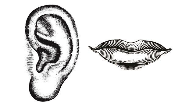 Why We Argue Best with Our Mouths Shut