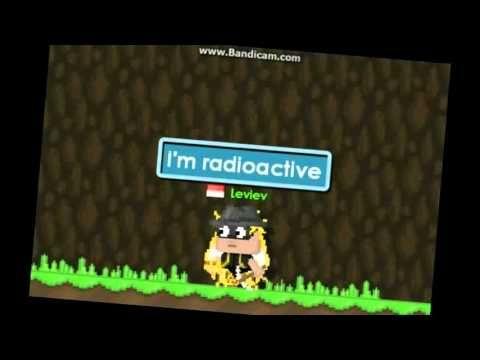 Radioactive - Imagine Dragons | Growtopia music video