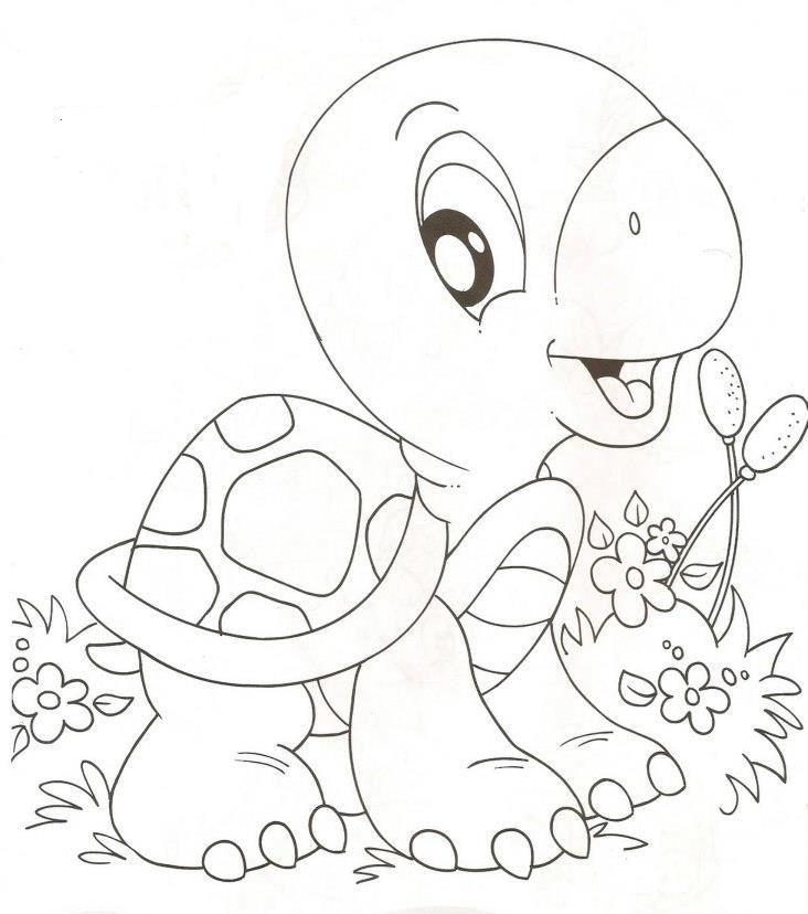Tartarugas Com Imagens Pintura Para Criancas Arte Colorida