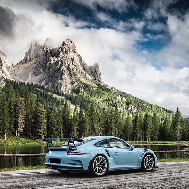 Stunning Porsche GT3RS