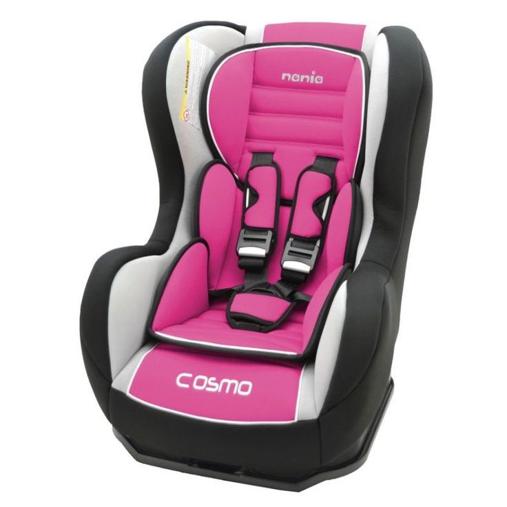 Nania Cosmo SP Group 0+1 Car Seat-Agora Framboise (New 2015)  Description: The Cosmo SP can be used from birth until 18kg (approximately 4 years) and provides all the important support your baby's developing head and neck muscles need. Installed rearfacing for use up to 9kg, the seat can then be used forward facing from 9kg to 18kg. Your little one...   http://simplybaby.org.uk/nania-cosmo-sp-group-01-car-seat-agora-framboise-new-2015/
