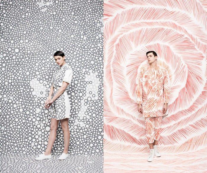 JUCO   Bold Pattern Statements print pattern inspiration