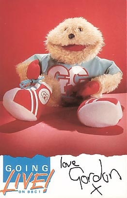 Gordon the Gopher, my sister had this. My ambition was to work in the broom cupboard!