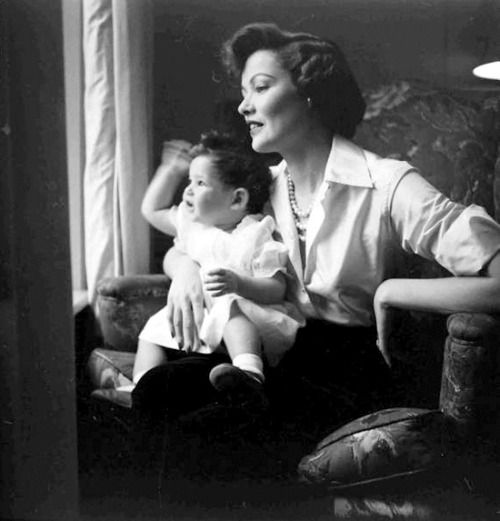 11 best GENE TIERNEY FAMILY images on Pinterest Gene