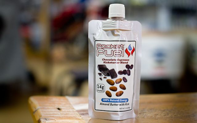 Chocolate Espresso « PocketFuel Naturals might split dose this one as it's mostly almonds. Caffeine containing so monitor tolerance too.