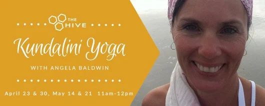 Introduction to Kundalini Yoga with Angela Baldwin #AYRFCIDurhamRegion #DurhamRegion #DurhamRegionEvents #DurhamRegionEvent https://www.facebook.com/events/244899425870082/