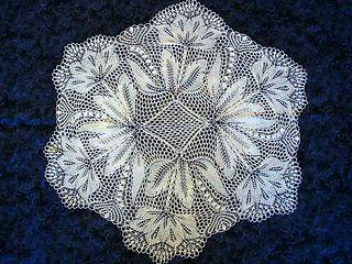 Waldesgrund pattern by Herbert Niebling