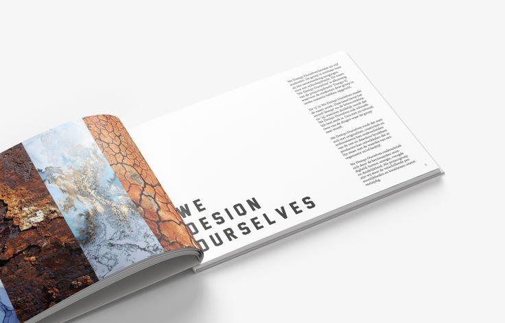 BRAND BOOK DESIGN - AMBER MUNSTERMAN   / PURIFY