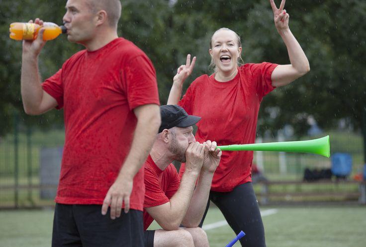 Akavalaisten liikuntapäivän futisturnauksessa TEK vei voiton, mutta tärkeintä oli hyvä meininki!