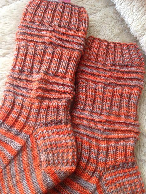 Schneemädchen : Socken
