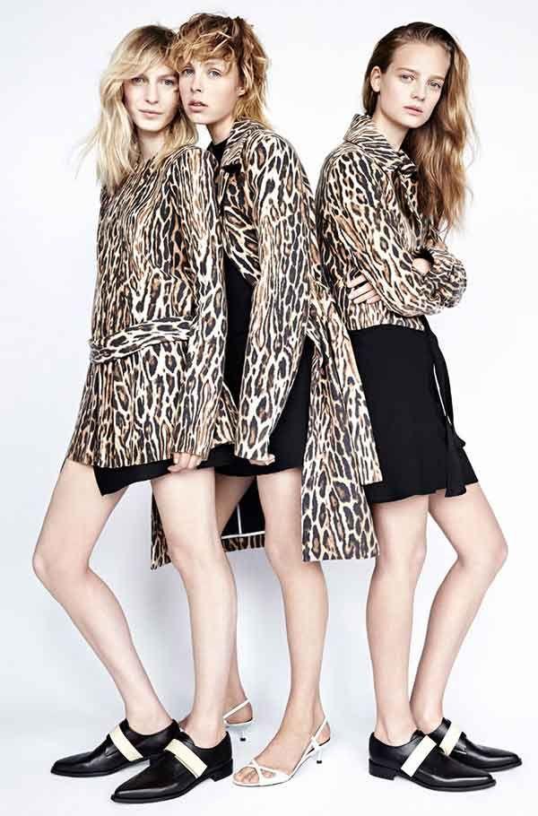 Zara Womenswear F/W 2014/15