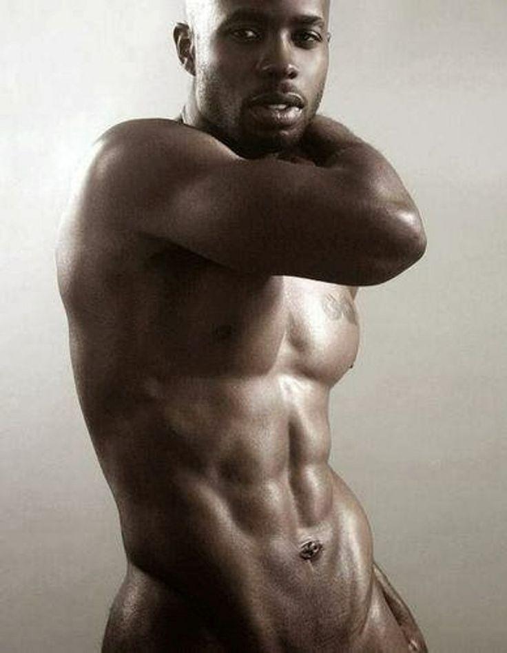 Sexy Naked Black Men