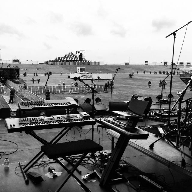 The view will only get better! ;-) #Concertatsea