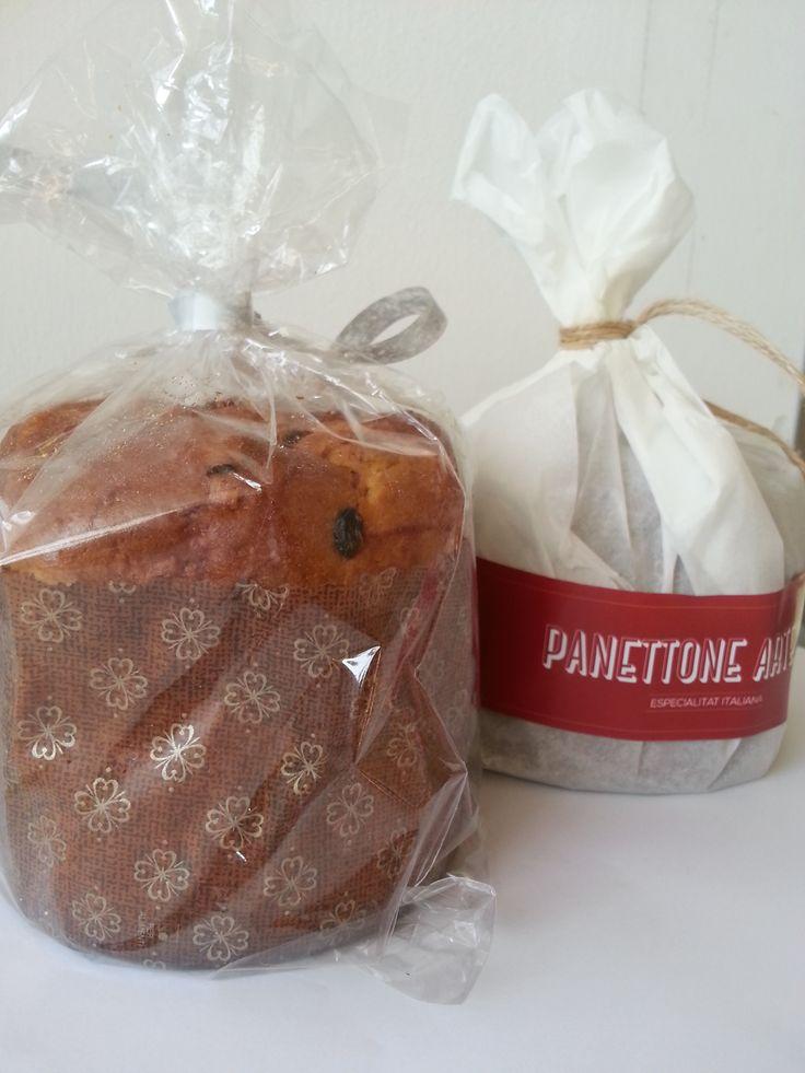 Panettone, stollen