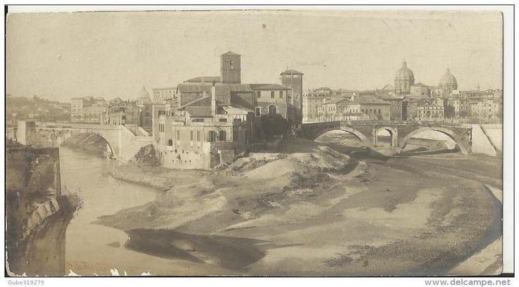 ROMA Sparita - isola tiberina
