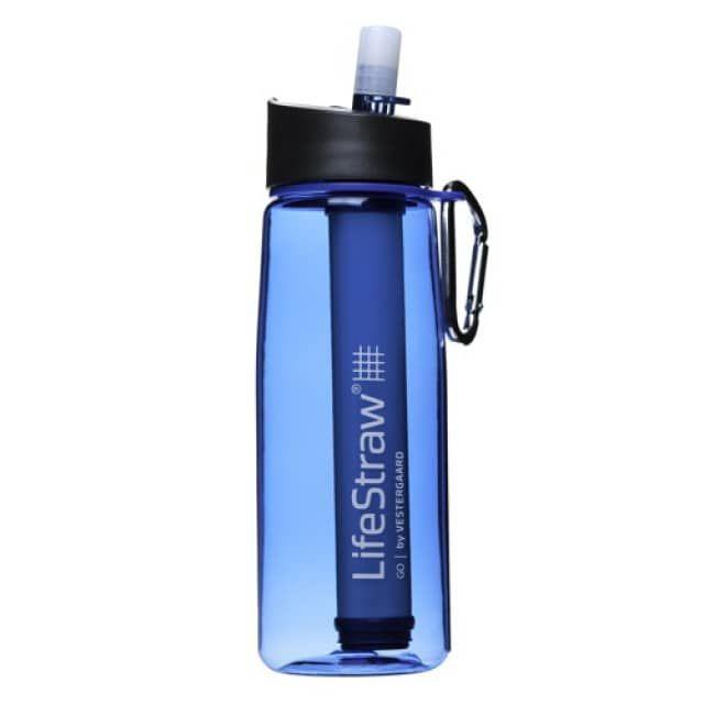 Lifestraw Wasserfilter Go - WalkOnTheWildSide
