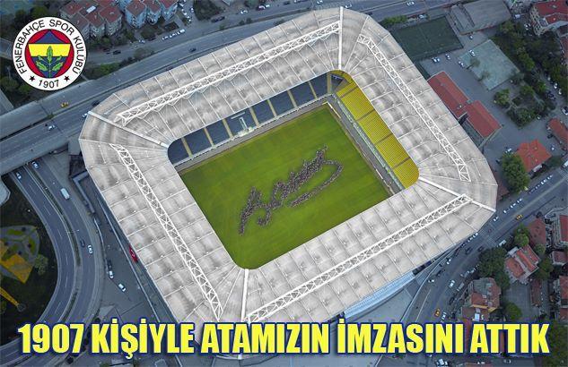 1907 Atatürk FENERBAHÇE