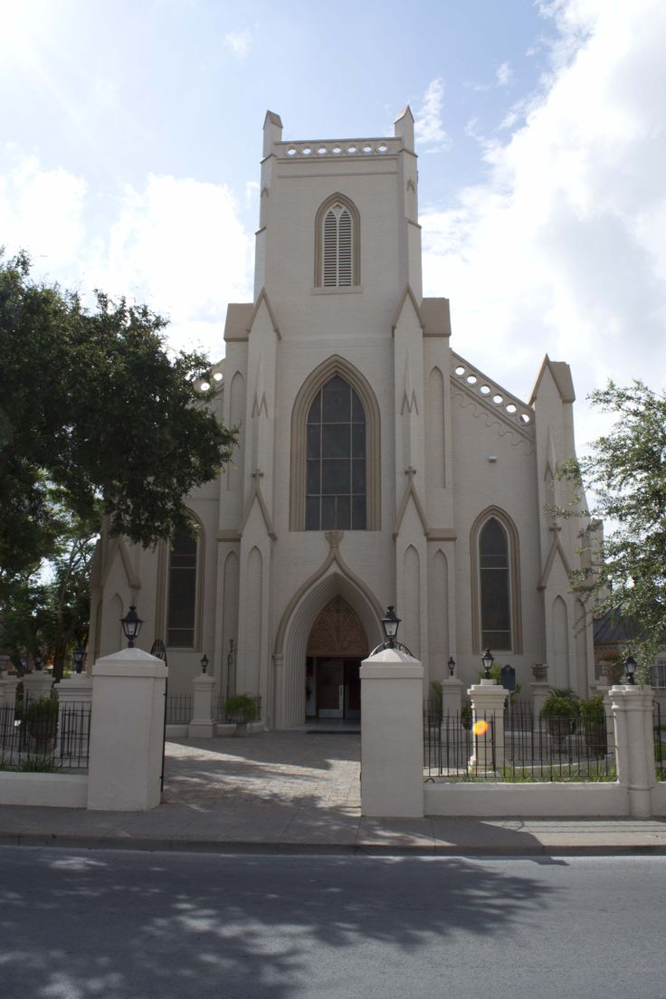 Immaculate Conception Cathedral, Brownsville, Texas