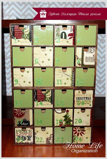 ikea huck moppe mini dresser advent calendar my diy project pinterest advent calendars. Black Bedroom Furniture Sets. Home Design Ideas