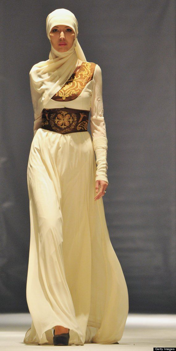 Islamic fashion - wow