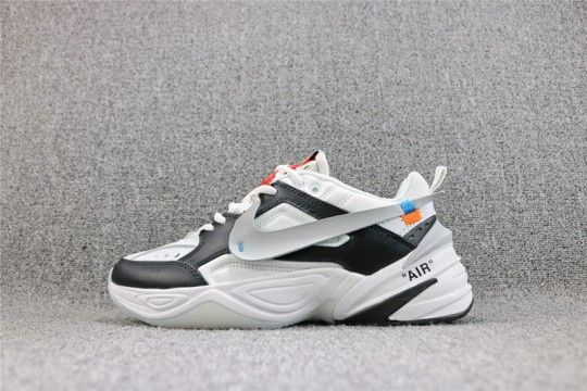 low priced ee933 7c5f3 Off White x NIKE M2K Kekno  Black  A03108-053